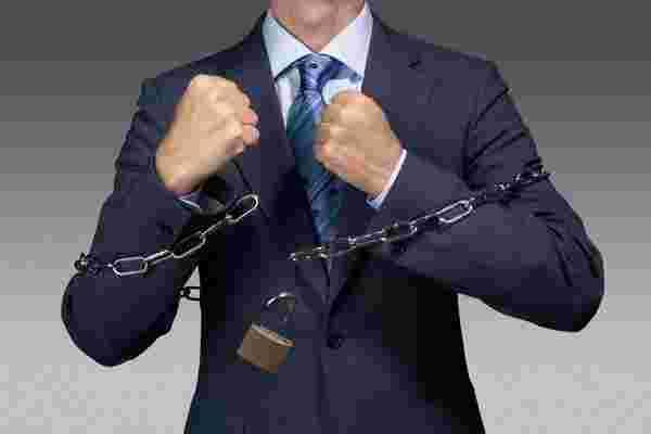 我的生意成了我的监狱。这就是我挣脱的方式。