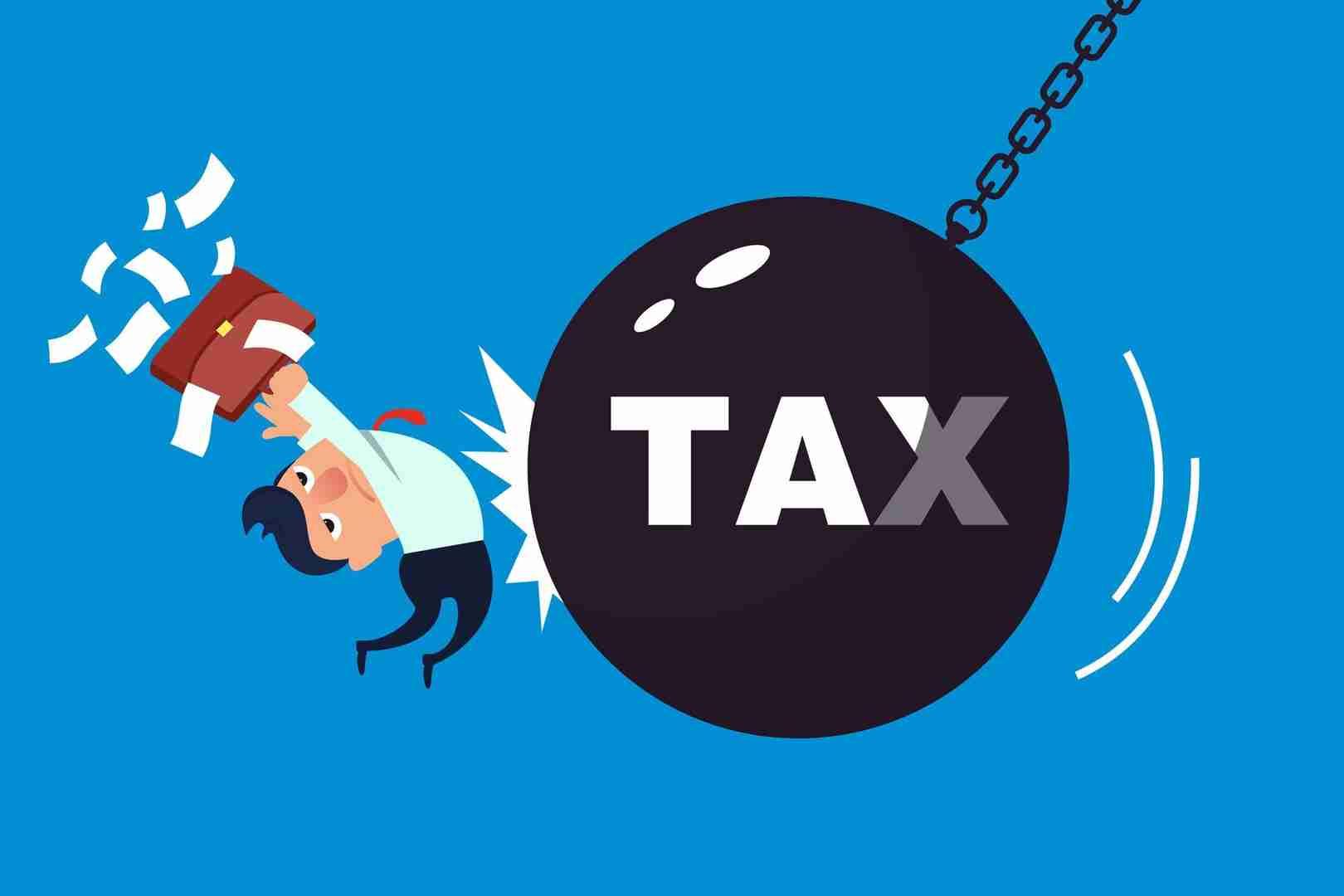 税务审计正在增加。这就是为什么你不应该抓狂。