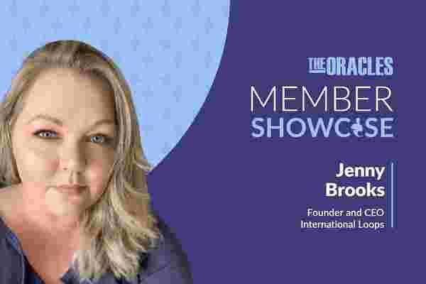 社交媒体策略师珍妮·布鲁克斯 (Jenny Brooks) 表示,为什么激情是成功的关键