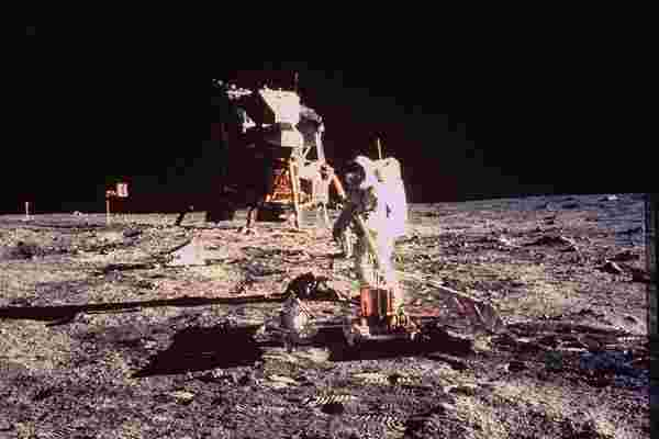 """想完成自己的登月活动吗?看看这些 """"阿波罗11号"""" 课程。"""