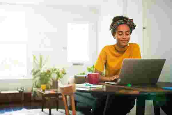如何成功在家工作