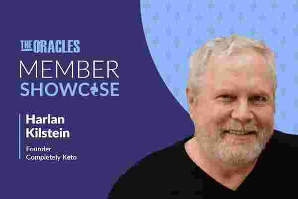 Keto饮食传教士哈兰·基尔斯坦 (Harlan Kilstein) 讲述了如何实现您从未想过的事情