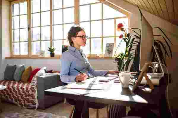 在家工作时保持专注的5条生产力规则