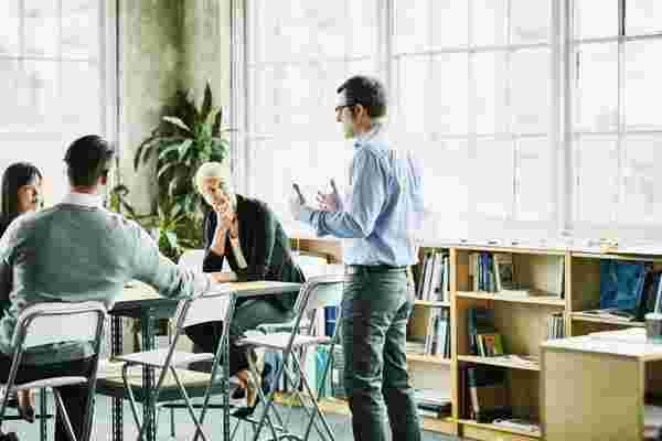 为什么作为一名商业领袖的谈话是至关重要的