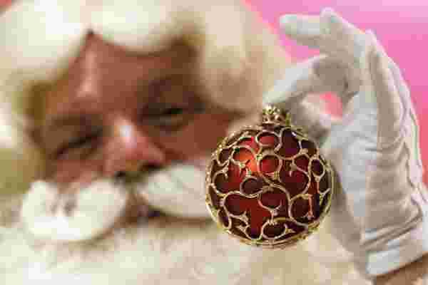 办公室秘密圣诞老人的注意事项