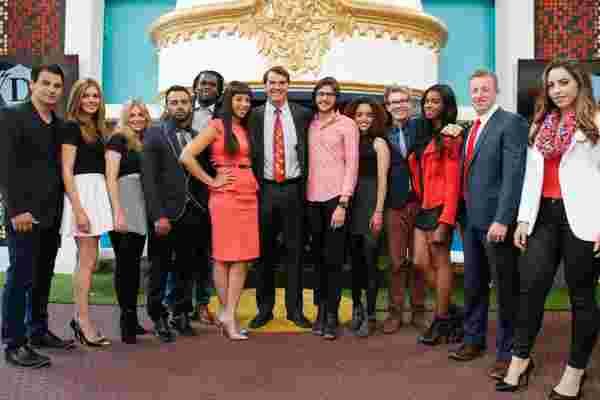 """与ABC Family即将举行的 """"startup u"""" 节目的年轻企业家见面"""