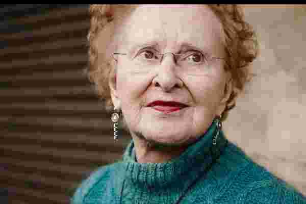 这位91岁的女士终于实现了她在硅谷做科技设计师的梦想