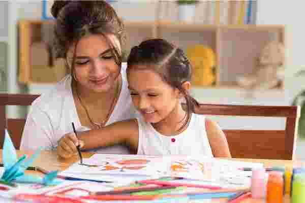 与你的孩子一起做的5项活动会让你成为一个更好的企业家