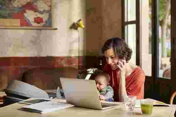 为什么母亲会成为更好的企业家