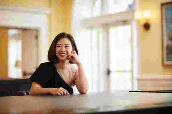 这位亚洲女企业家如何重新定义风险投资世界